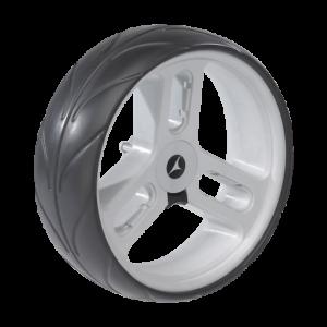 Left Wheel PRO (Silver)