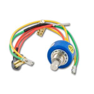 Potentiometer 1k ohm with EDF/EBS wires