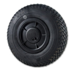 Pneumatic Wheel suitable for PowaKaddy