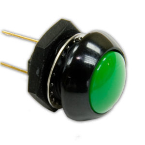 Green button for EDF machine