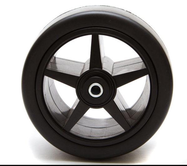 NEW Front Wheel for Powakaddy - Black