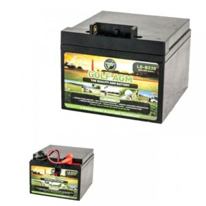 Leoch 26AH 27 Hole Golf Battery